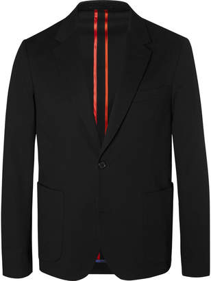 Paul Smith PS by Slim-Fit Unstructured Stretch-Cotton Blazer