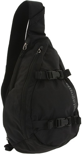 Patagonia Atom (Black) - Bags and Luggage