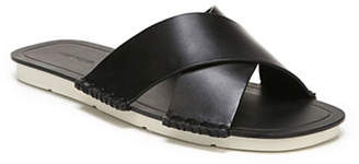 Vince Nico Classic Leather Slides