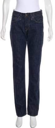 J Brand Kane Mid-Rise Jeans