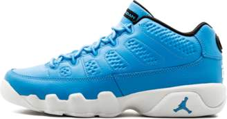 Jordan Air 9 Retro Low BG 'Pantone' - University Blue/White