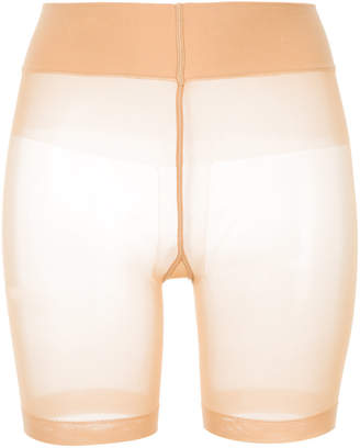 Wolford sheer shaper briefs