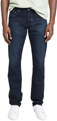AG Jeans Graduate Denim In Bundled Wash