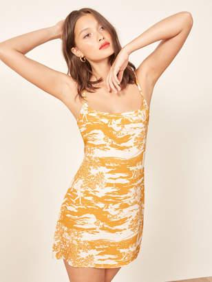 Reformation Vivette Dress