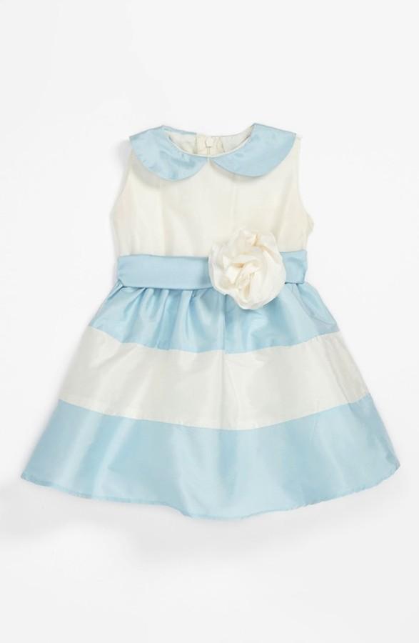 Us Angels Peter Pan Collar Dress (Toddler)
