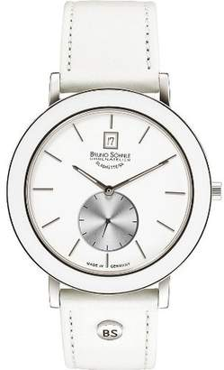 Soehnle Bruno Bruno Söhnle Women's Quartz Watch Analogue Display and Leather Strap 17-93139-941