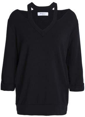 Bailey 44 Cutout Stretch-Modal Jersey Top