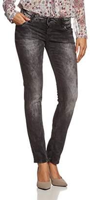 Cipo & Baxx Women's Straight Leg Jeans,28W x 32L