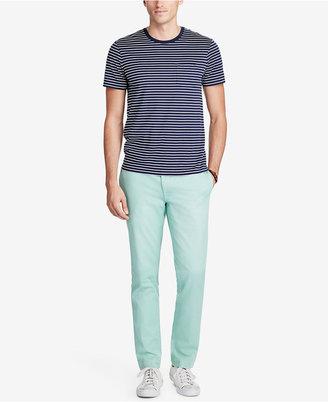Polo Ralph Lauren Men's Slim-Fit Chino Pants $85 thestylecure.com