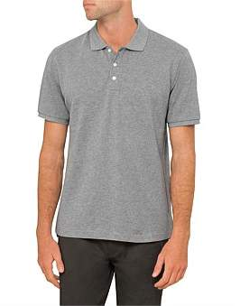 David Jones Pique Marle Polo