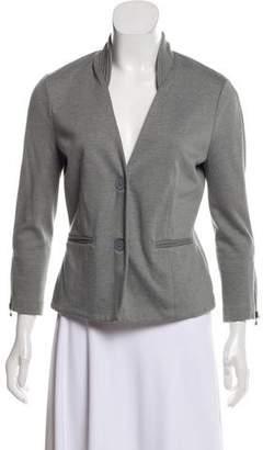 Alexander Wang Structured Button-Up Blazer