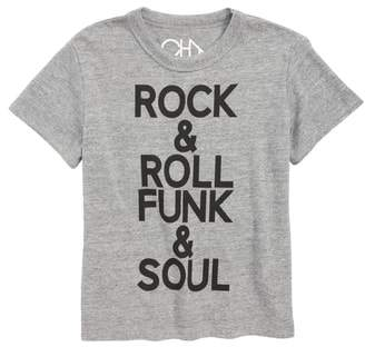 Chaser Rock & Soul Graphic T-Shirt