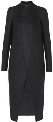 Rick Owens Tusk wool-blend coat