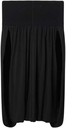 Burberry Off-The-Shoulder Bubble Dress