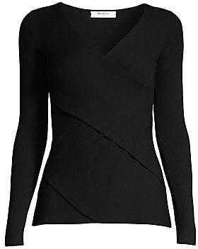 Bailey 44 Women's V-Neck Wrap Sweater