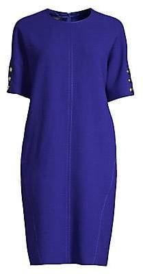 Escada Women's Dixari Short Sleeve Tunic Dress