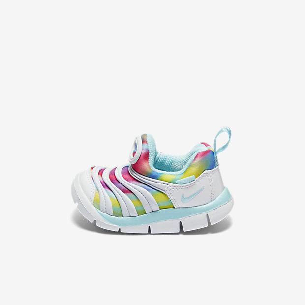 Nike Dynamo Free Print Infant/Toddler Shoe 4