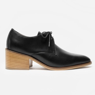 The Heeled Oxford $185 thestylecure.com