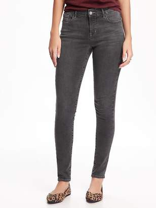 Old Navy Mid-Rise Built-In-Sculpt Rockstar Super Skinny Jeans for Women
