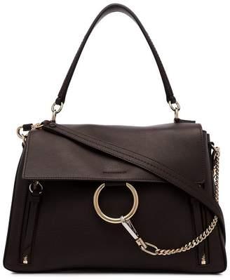 Chloé Brown Faye Day Shoulder Bag
