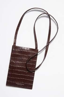 Vagabond Shoemakers Minimal Leather Lanyard