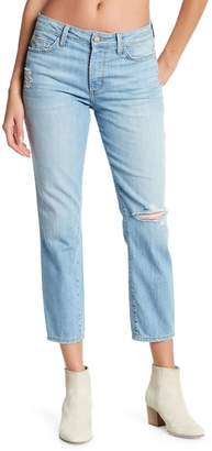 Siwy Denim Janie Straight Leg Distressed Jeans