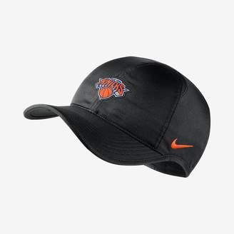 Nike New York Knicks AeroBill Featherlight NBA Hat