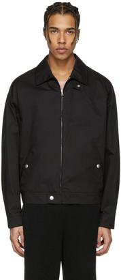 Stella McCartney Black Cotton Birds Jacket $1,575 thestylecure.com