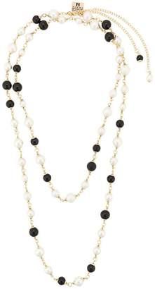 Edward Achour Paris long pearl necklace