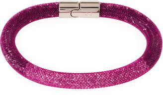 Swarovski Stardust Crystal Mesh Bracelet, Purple, Medium $45 thestylecure.com