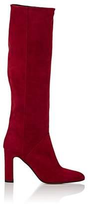 Barneys New York Women's Suede Knee Boots