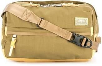 As2ov all around zip messenger bag
