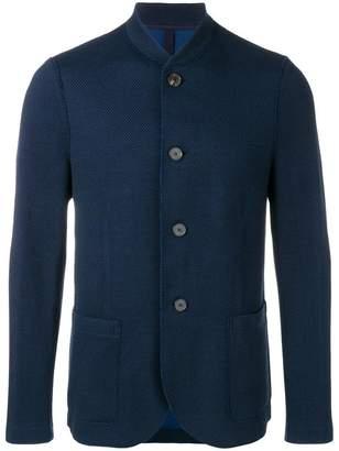 Harris Wharf London fitted jacket