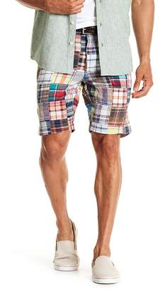 Vintage 1946 Patch Madras Shorts