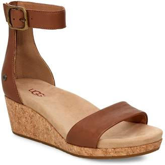 b343f65a0bf UGG Wedge Women s Sandals - ShopStyle