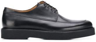 A.P.C. classic lace-up shoes