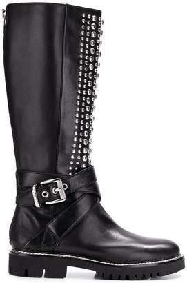 DKNY (ディー ケー エヌワイ) - DKNY knee-high boots