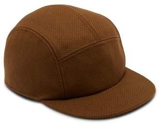 Ted Baker Leaf Print Panelled Baseball Cap