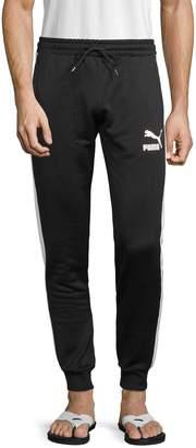 Puma Drawstring Track Pants