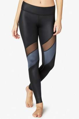 Beyond Yoga Gloss Mesh Legging