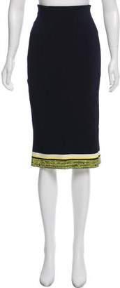 Rag & Bone Rib Knit Pencil Skirt