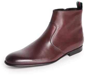 Paul Smith Hopkins Side Zipped Boots