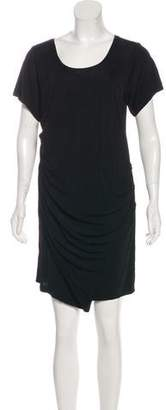Chalayan Mini Short Sleeve Dress
