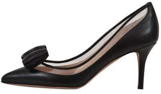Valentino Pvc & Leather Pumps
