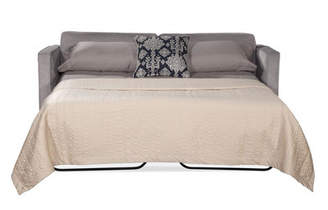 Serta Willa Arlo Interiors Upholstery Cia Queen Sleeper Sofa