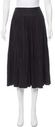 See by Chloe Knee-Length Flared Skirt