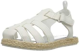 Osh Kosh Ashby Girl's Espadrille Sandal