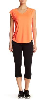 Bally Total Fitness High Rise Tummy Control Leggings