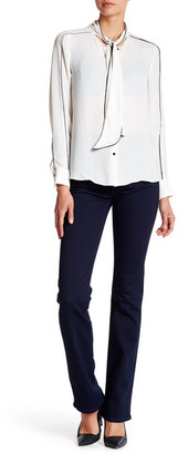 SPANX Signature Waist Slim Bootcut Jean $148 thestylecure.com