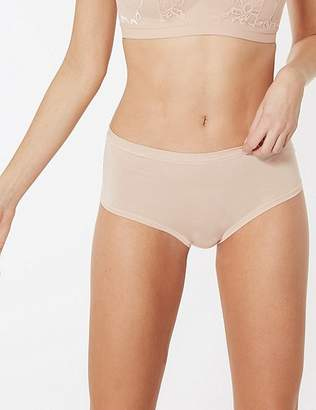 Marks and Spencer Modal Rich FlexifitTM Midi Knickers